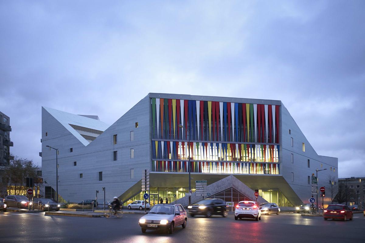 Maison St 233 Phane Hessel Architect Magazine Jds