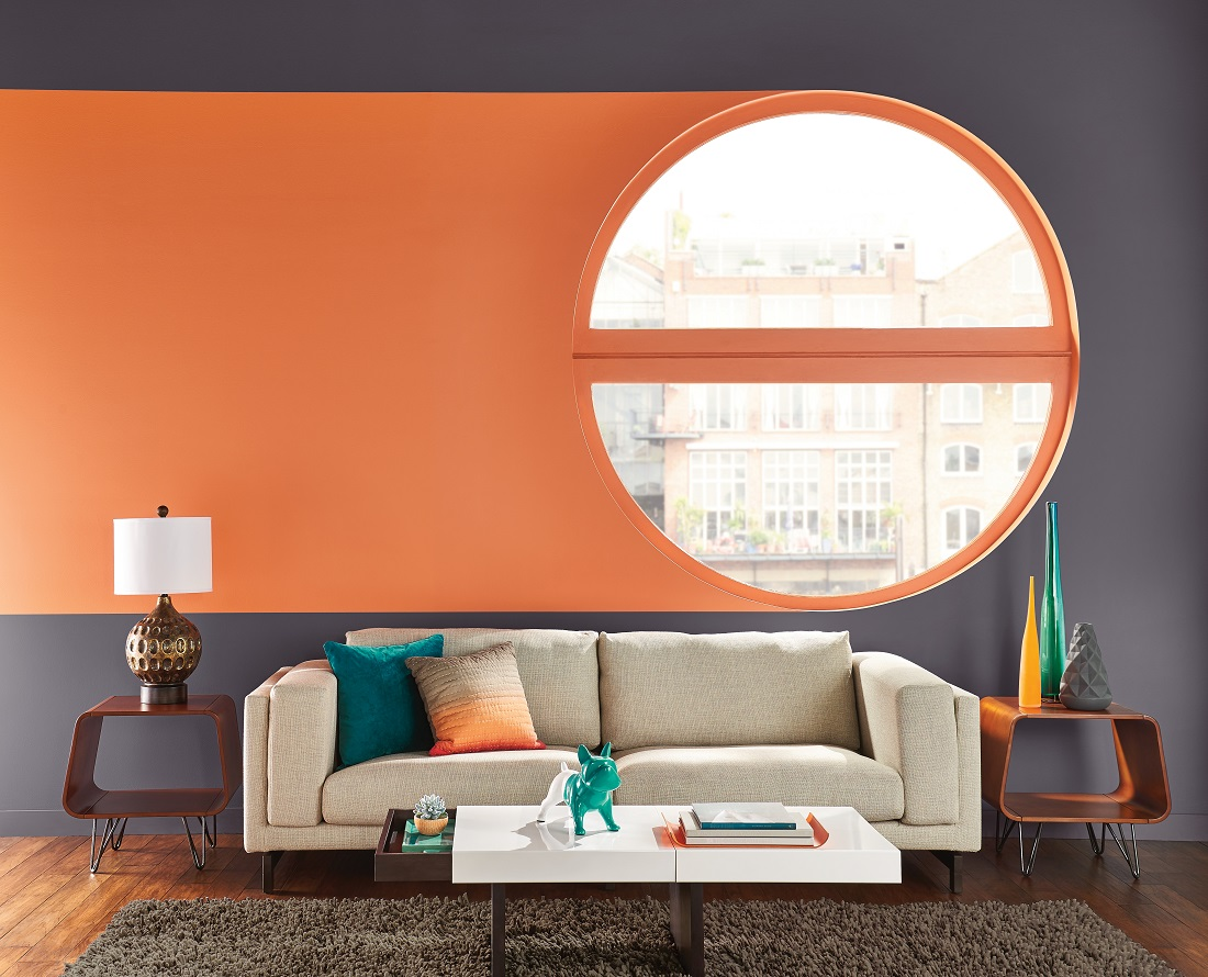 Paint with all the colors of the year remodeling - Peinture piece a vivre ...