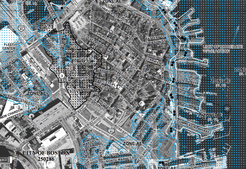 New Boston Flood Maps Set To Take Effect Jlc Online
