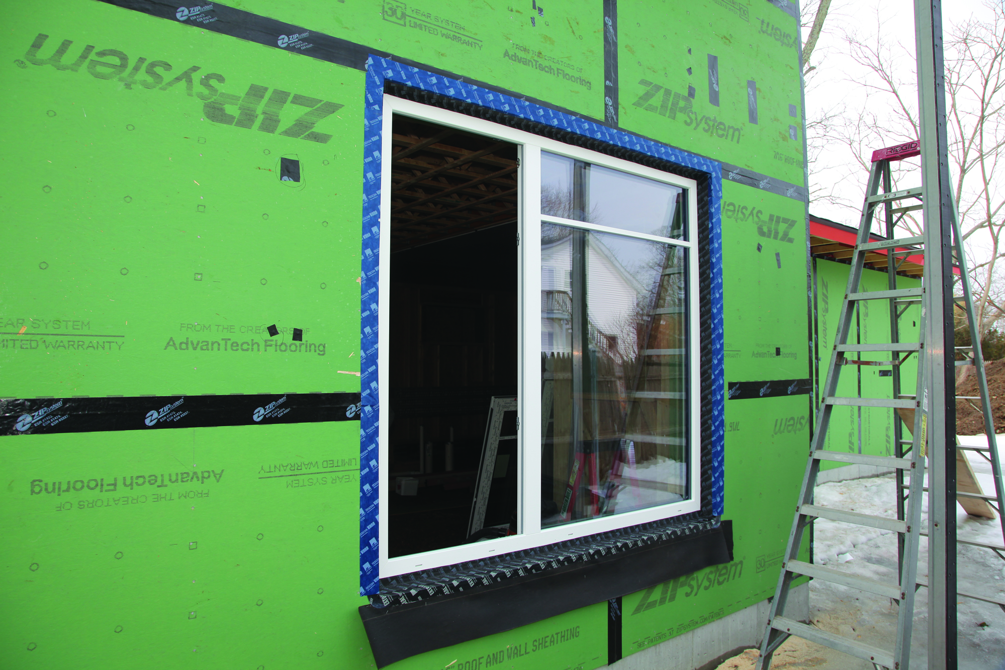 Installing high performance windows jlc online windows for High performance windows