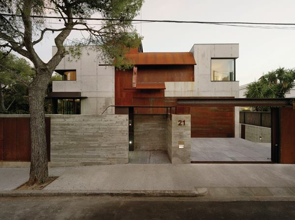 Studio sitges residential architect olson kundig for Residential architect design awards