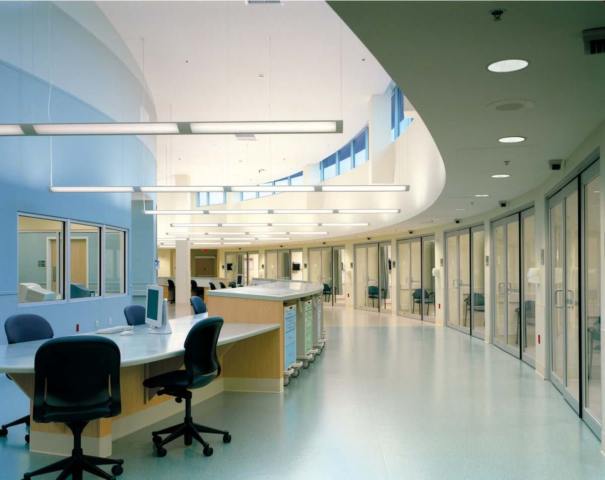 Rethinking The E R Hospital Emergency Department Plans