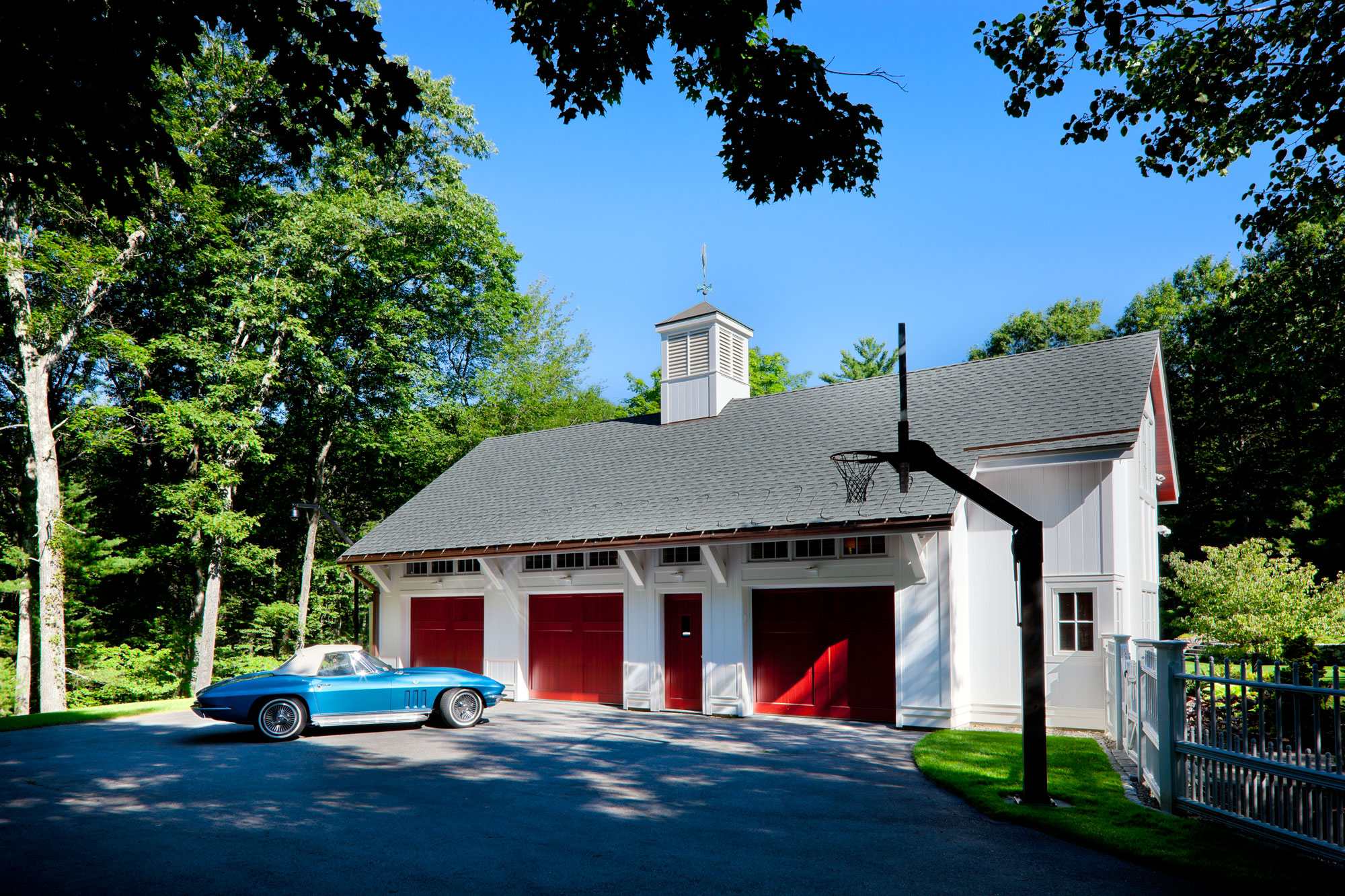 Garage Makeover Adds Space And Addresses Water Management Issues |  Remodeling | Awards, Garages, Siding, Design, Exteriors, 2013 Remodeling  Design Awards, ...