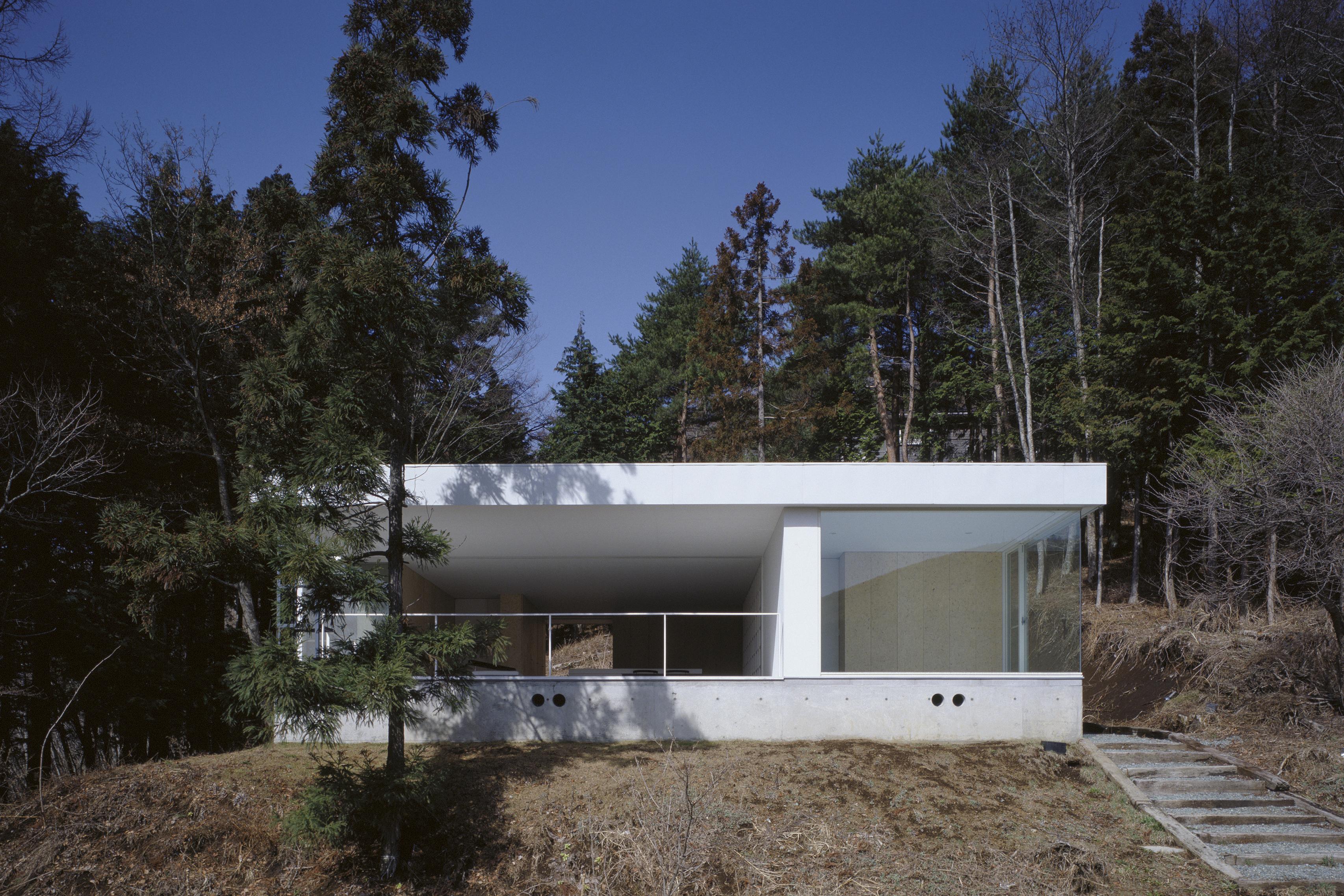 Furniture House 1 | Architect Magazine | Shigeru Ban Architects, Yamanashi,  Japan, Single Family, New Construction, 2014 Pritzker Prize, Shigeru Ban ...