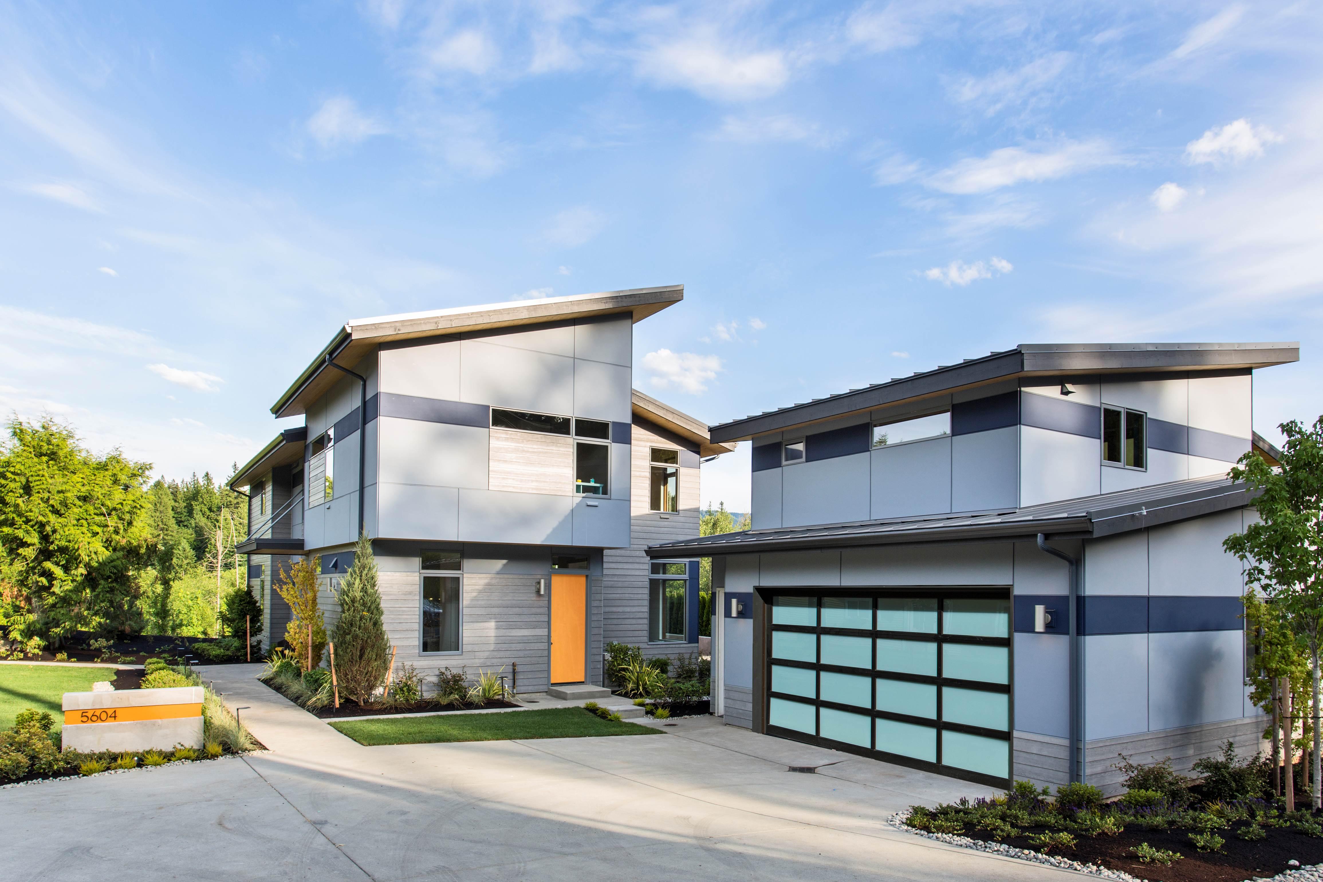 Evoke Grand Architect Magazine Quadrant Homes Issaquah Wa Production Design Awards