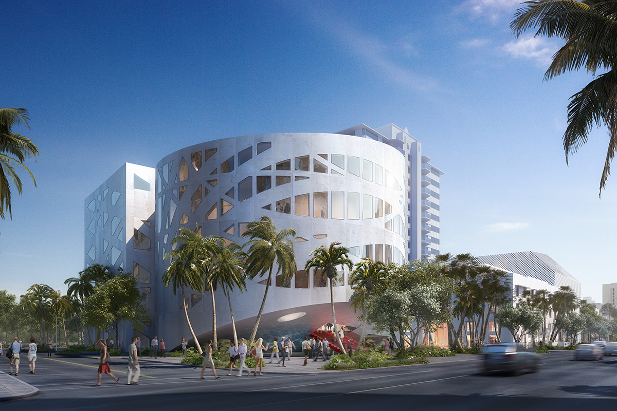 Faena arts center architect magazine office for - Office for metropolitan architecture oma ...