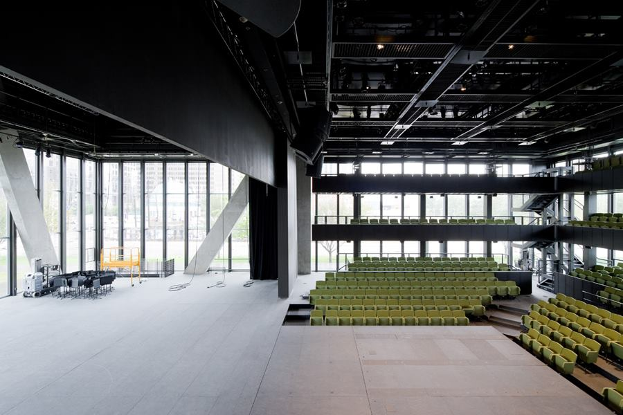 Dee And Charles Wyly Theatre At Amp T Performing Arts Center