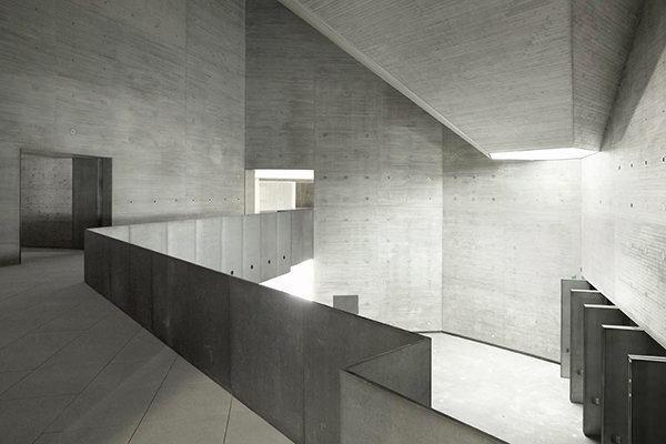 Nieto Sobejano Arquitectos Create A Sculptural Museum