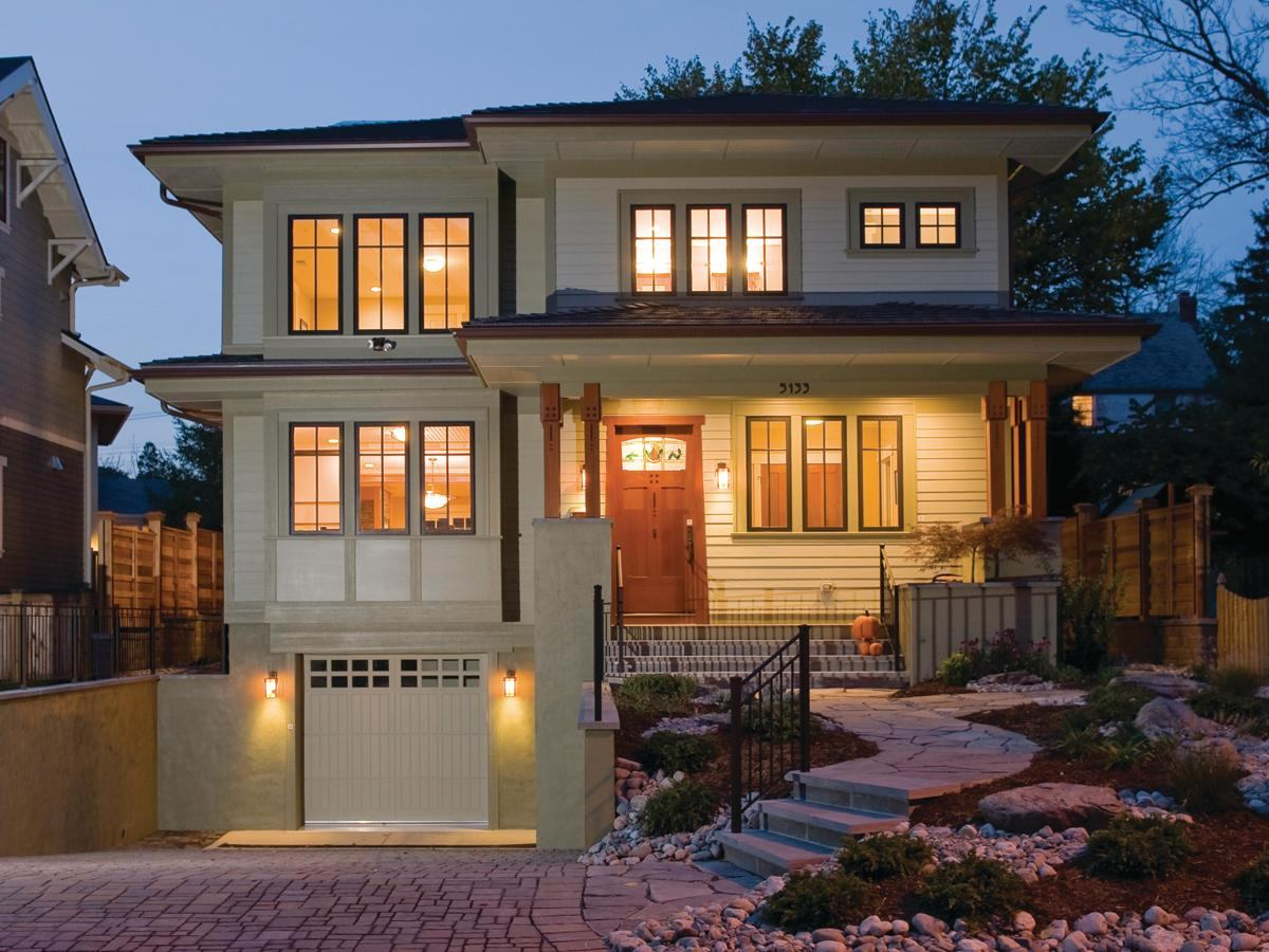 Merit Award The Incredibly Green Home Chevy Chase Md