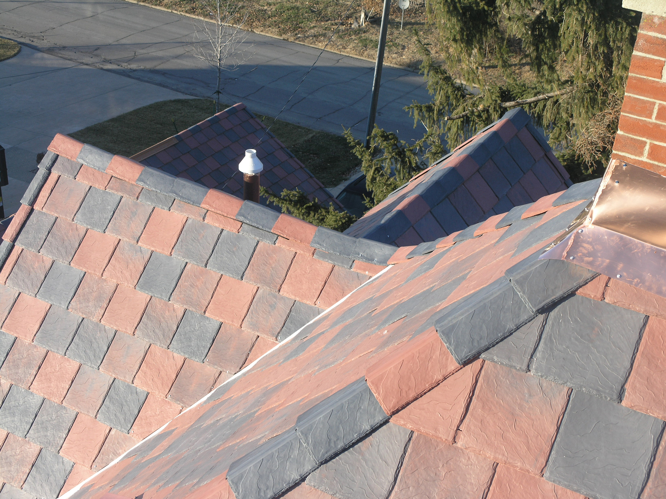 Synthetic shake up prosales online roofing green products Davinci roofing products