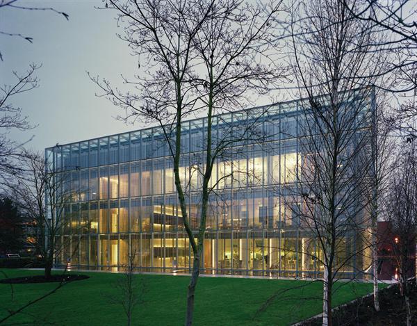 University of oregon john e jaqua academic center for for Residential architects eugene oregon