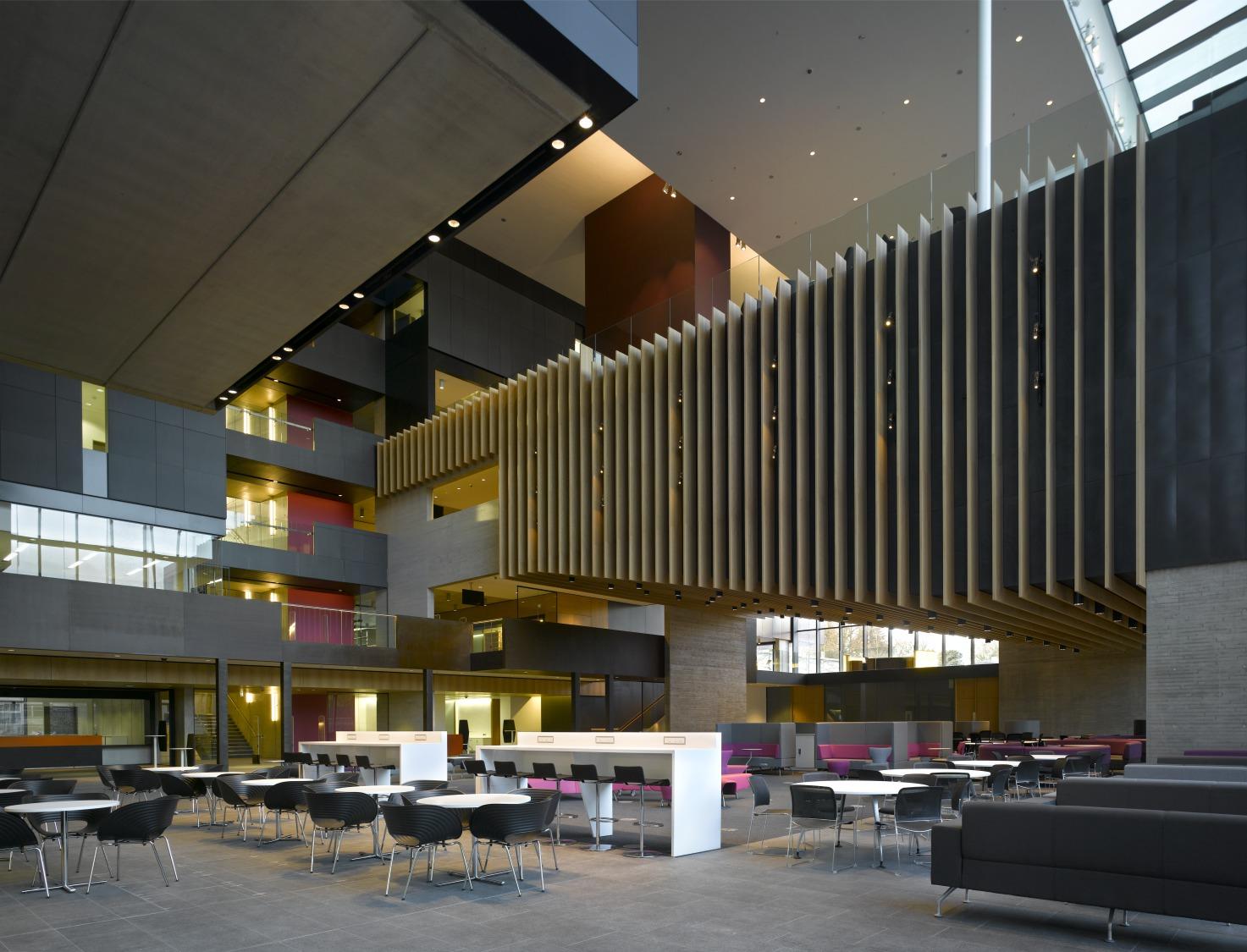 John Henry Brookes Building Oxford Brookes University