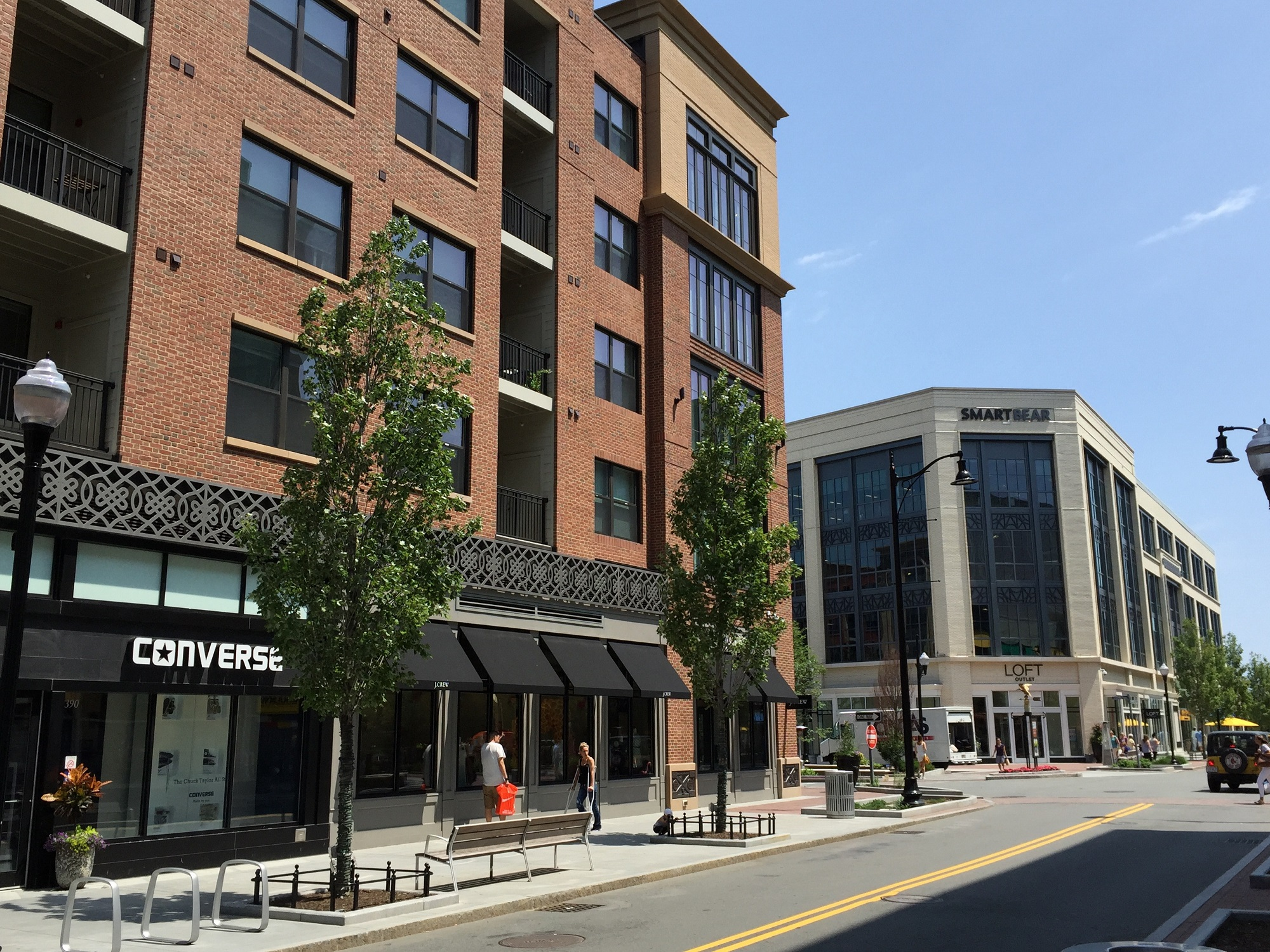 Rent Apartment Usa Retail As Multifamily Development Opportunity