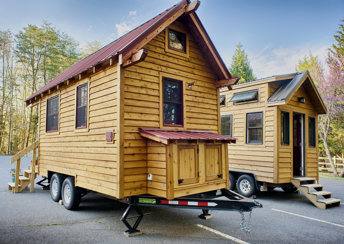 Tiny houses the next big thing builder magazine for Online tiny house builder