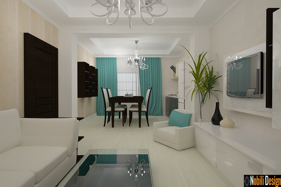 Solutii design interior pentru case moderne architect for Case design