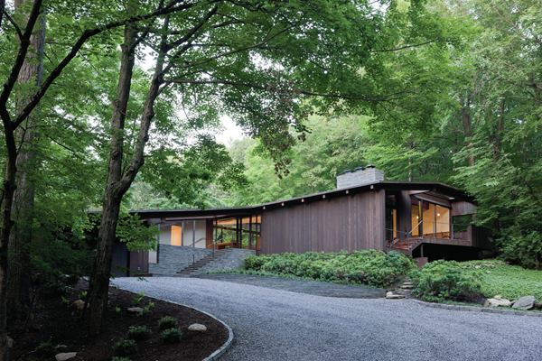 Bedford Residence Residential Architect Joel Sanders Architect With Balmori Associates