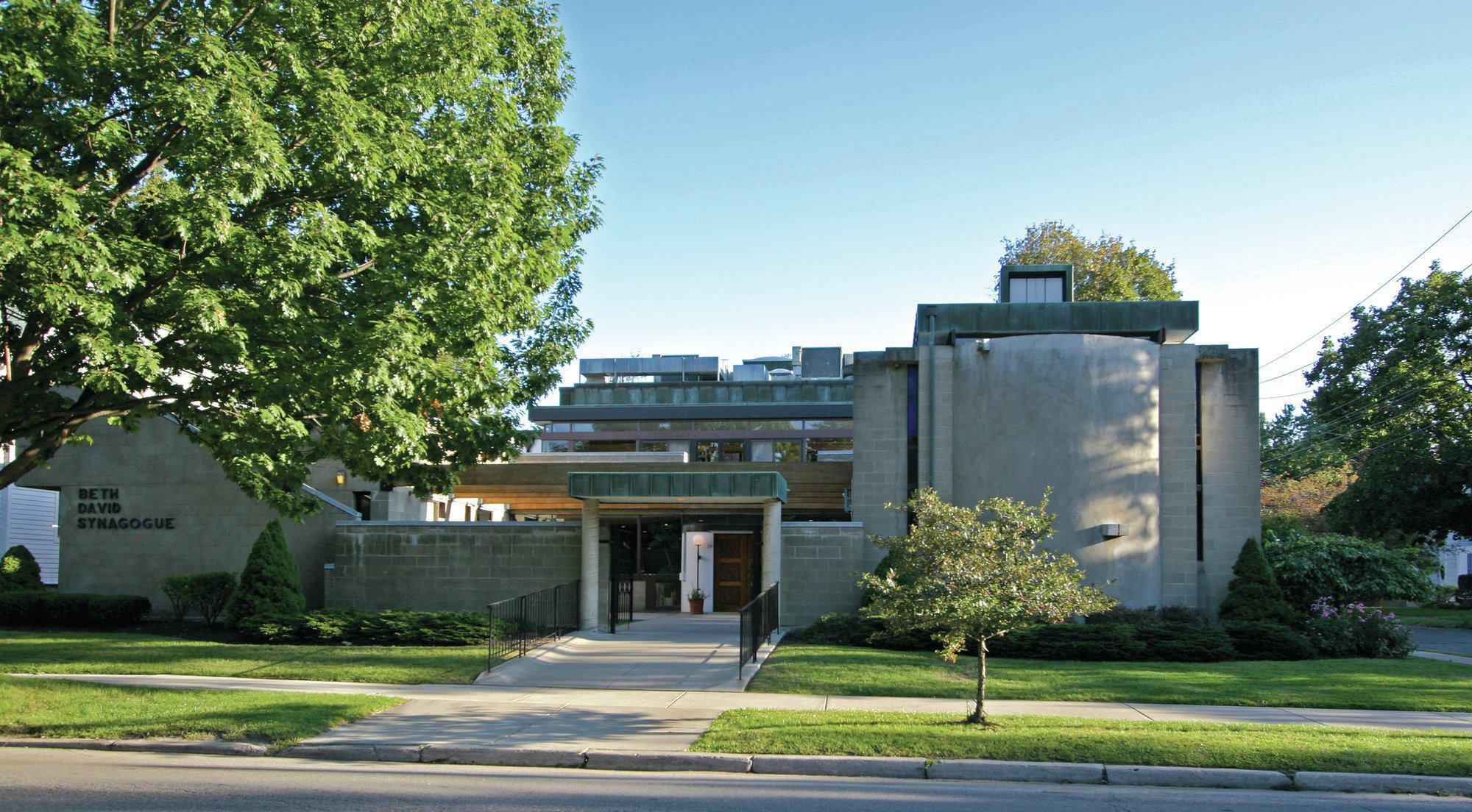 Beth David Synagogue Custom Home Magazine Werner