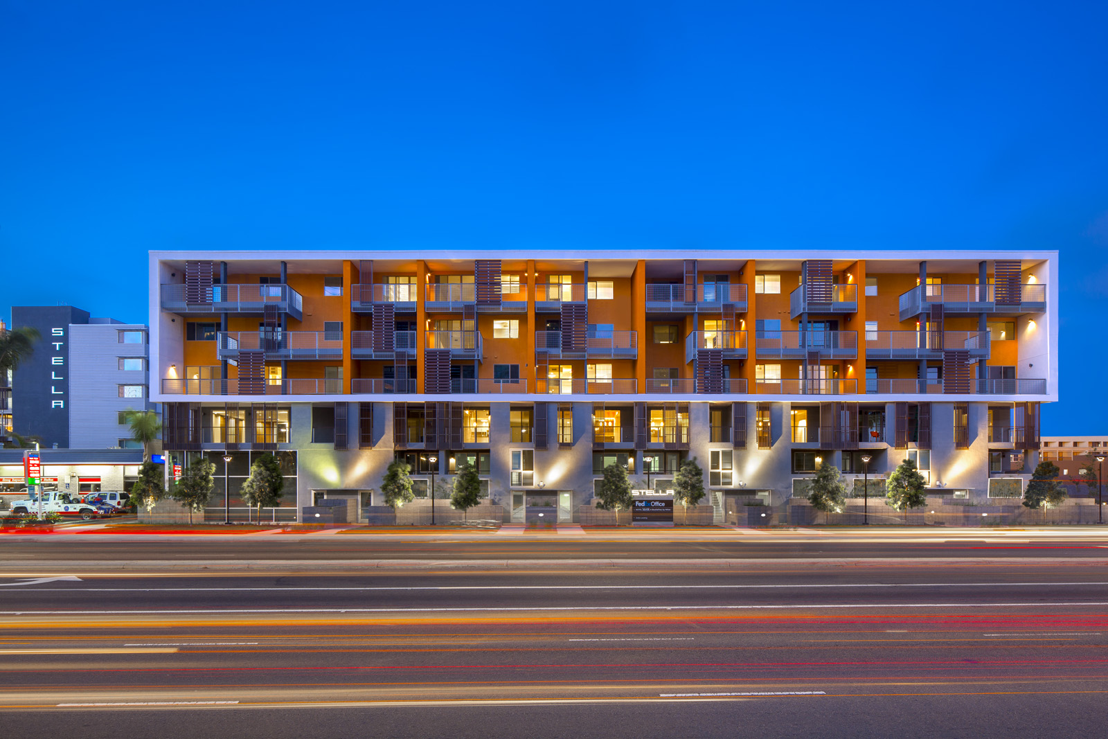 Register Llc California >> STELLA MIXED-USE | Architect Magazine | DesignARC LA, MARINA DEL REY, CA, Multifamily, Design Awards