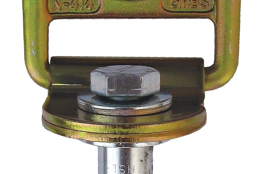 Capital Safety Protecta Concrete D Ring Anchor Bolt