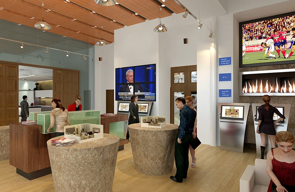 Go Green Leasing >> Anatomy of a Leasing Center | Multifamily Executive ...