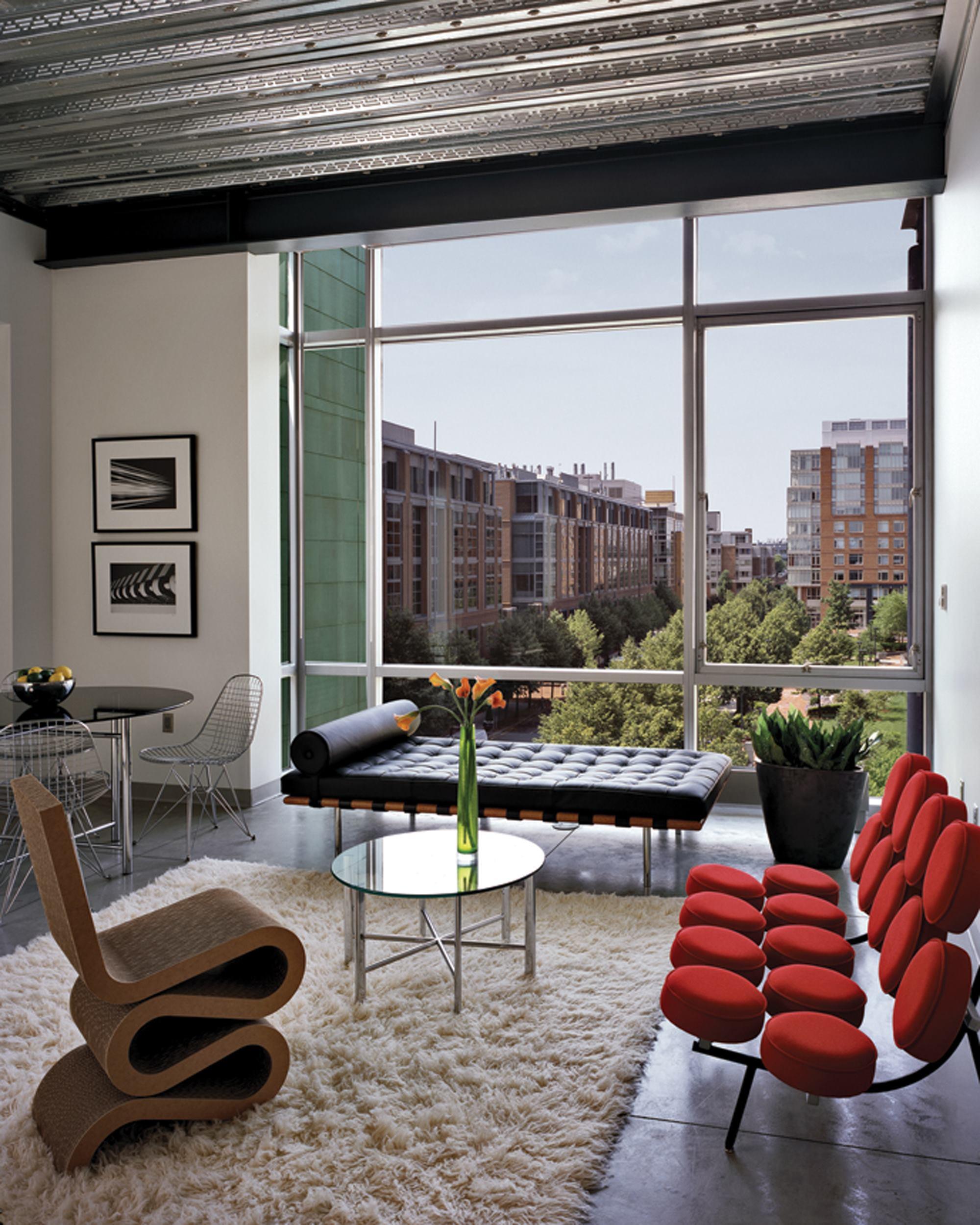 Loft23 cambridge mass residential architect loft for Residential architect design awards