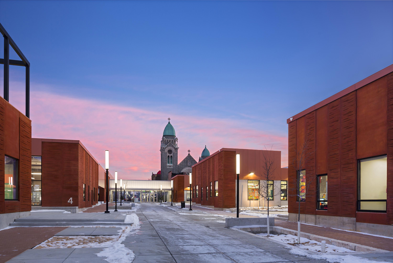 Henderson Hopkins School Architect Magazine Rogers