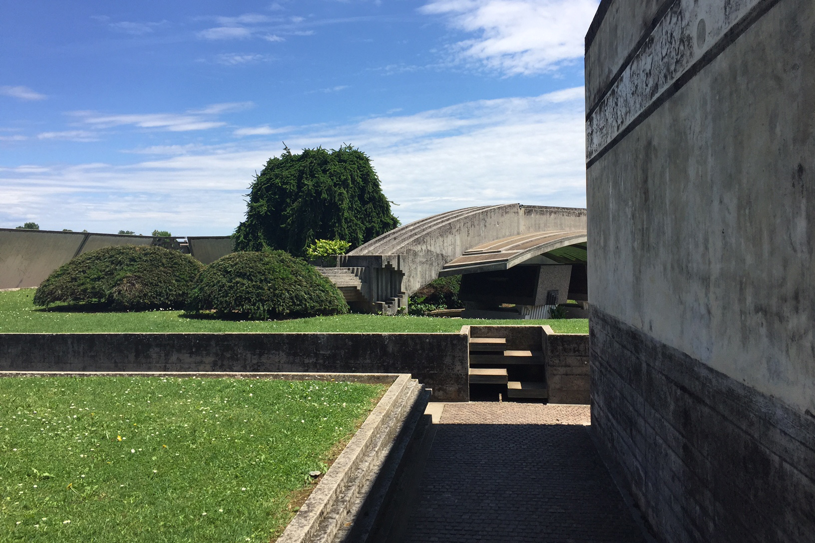 Tattoos and tombs carlo scarpa s great small architecture - Carlo scarpa architecture and design ...