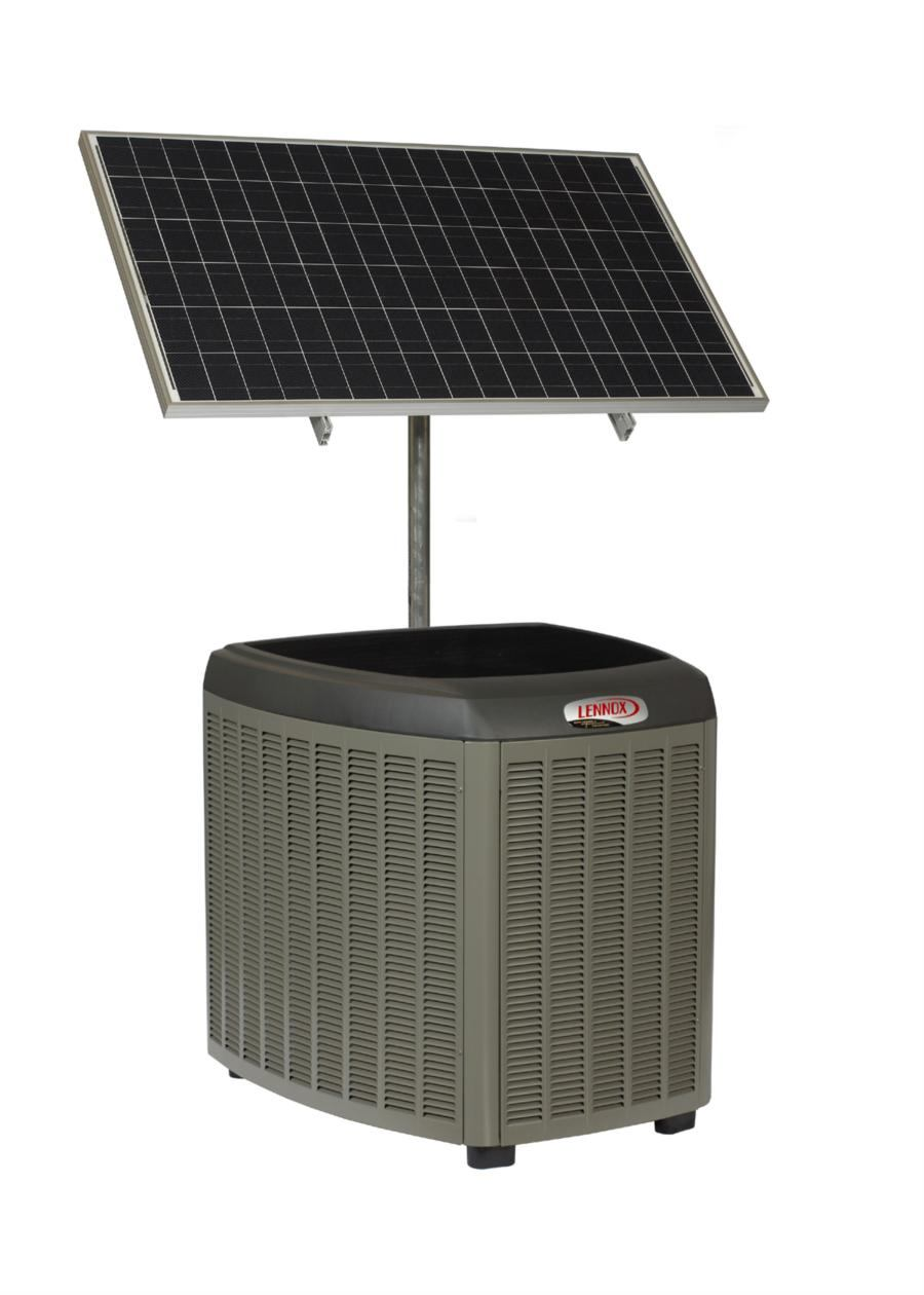 Sunsource Solar Assisted Heat Pump By Lennox Ecobuilding