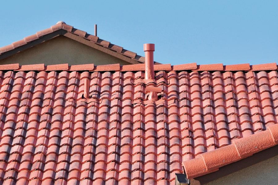 Smog Eating Roof Tile By Boral Roofing Custom Home