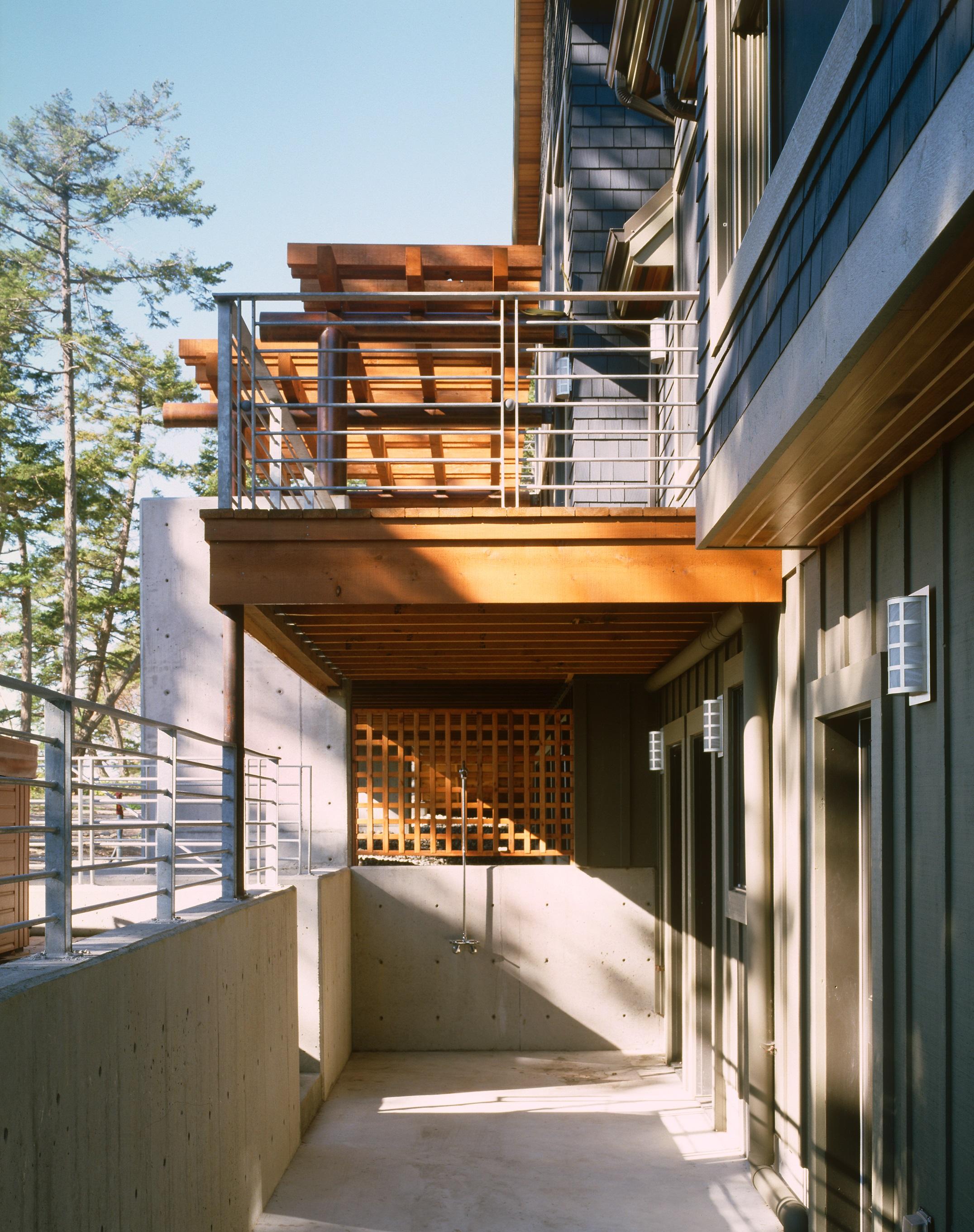 Accessible House Custom Home Magazine Pelletier Schaar Camano