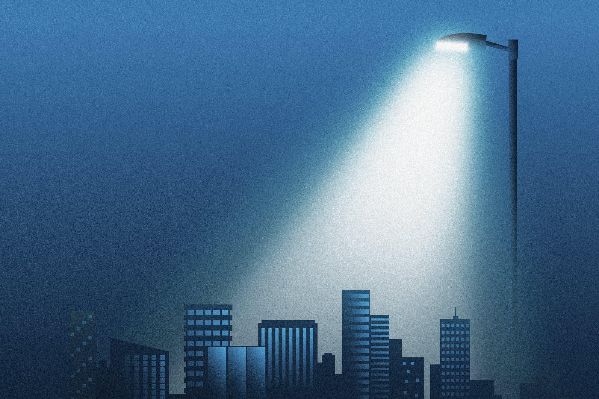 Lighting Leds Make Inroads Into Streetlighting Architectural Lighting