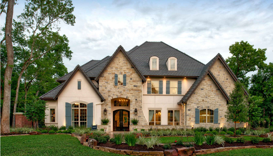New Texas Community Exudes Understated Luxury | Builder Magazine | Model  Homes, Sales, Toll Brothers, Texas