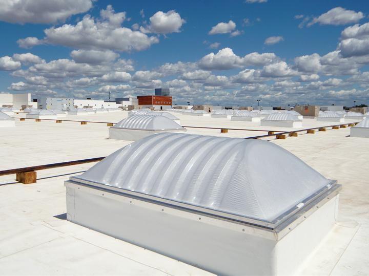 Sunoptics prismatic skylights architect magazine for Skylight net login
