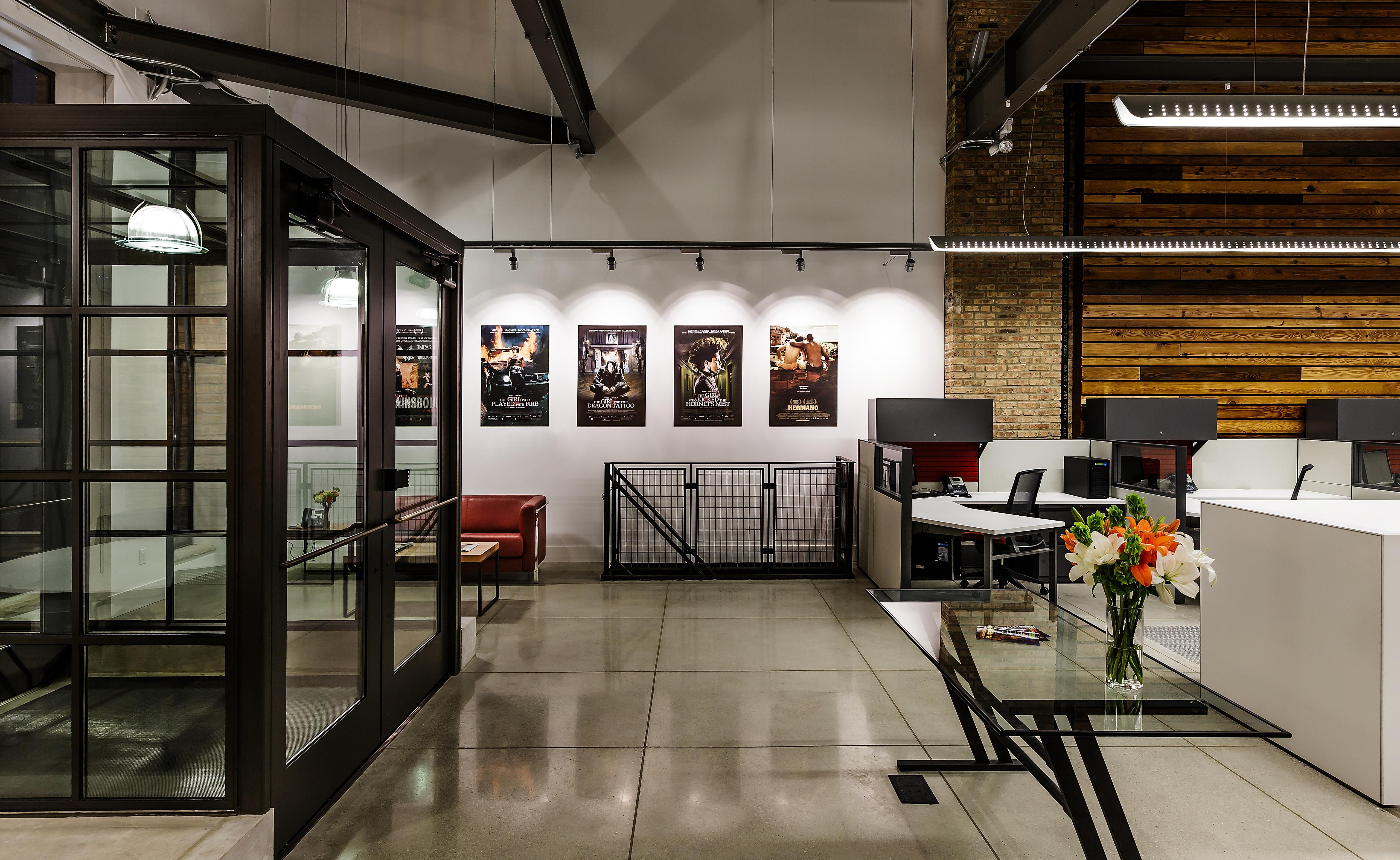 Music Box Films Architect Magazine Shapiro Associates