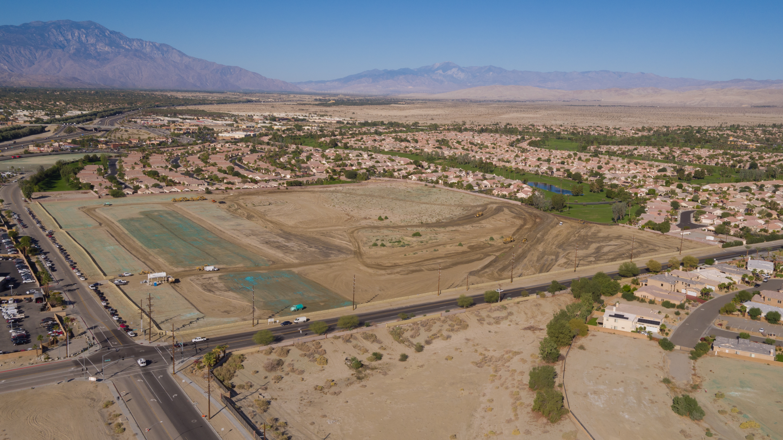 Development Begins At Domani In Palm Desert Calif