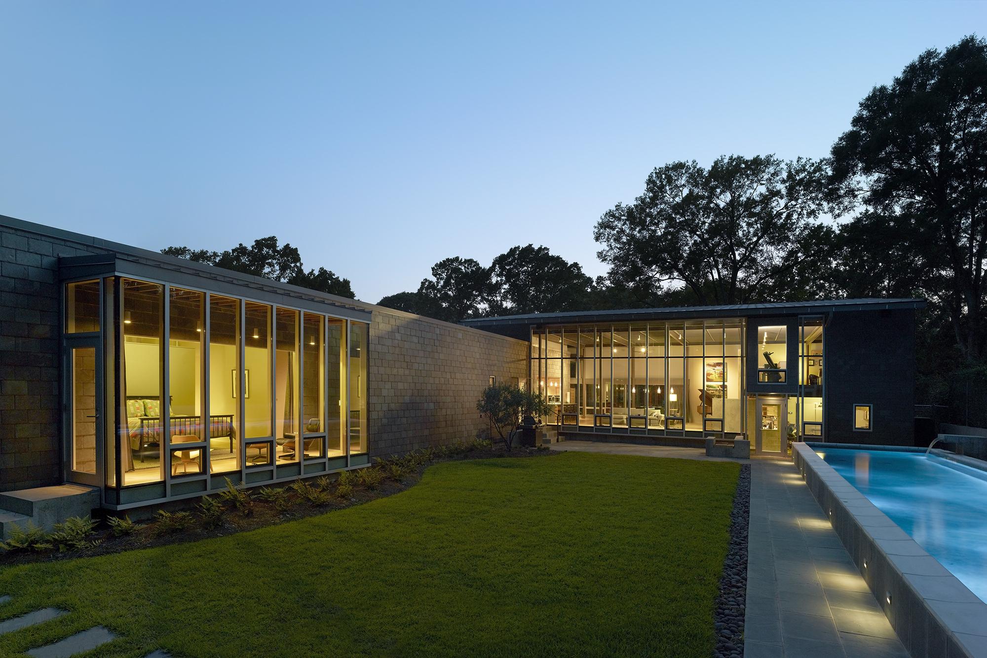Oak Ridge House Architect Magazine