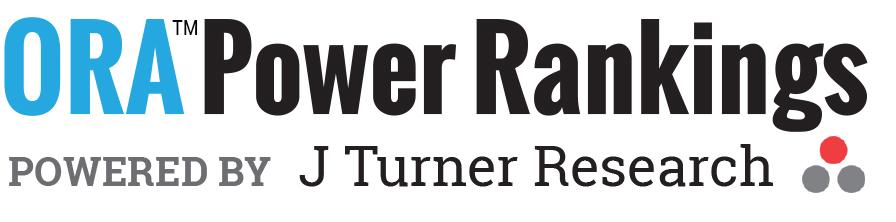 ORA© Power Rankings