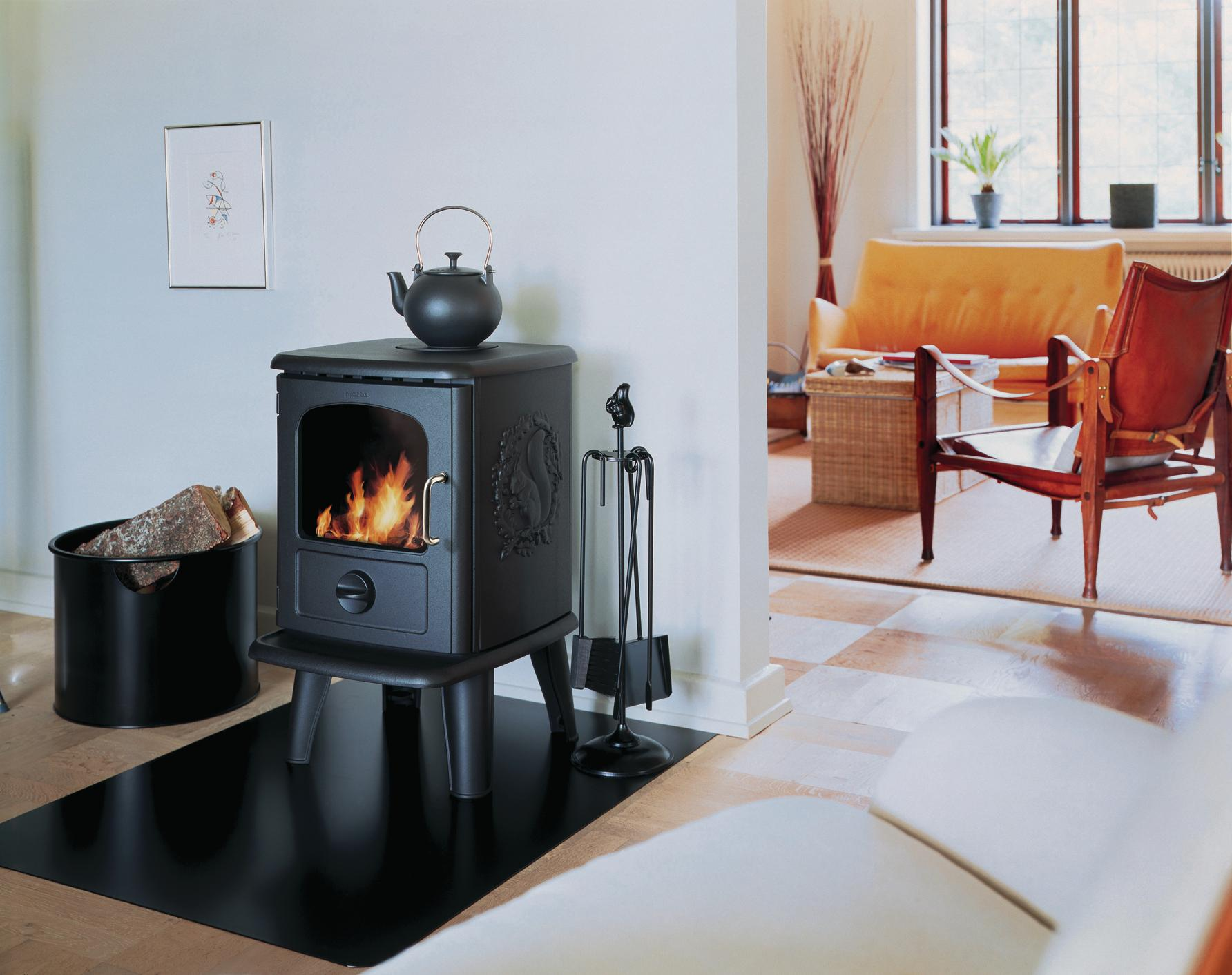 Morso 3100 series wood stoves remodeling fireplaces hvac luxury casework mors morso - Small space wood stove model ...