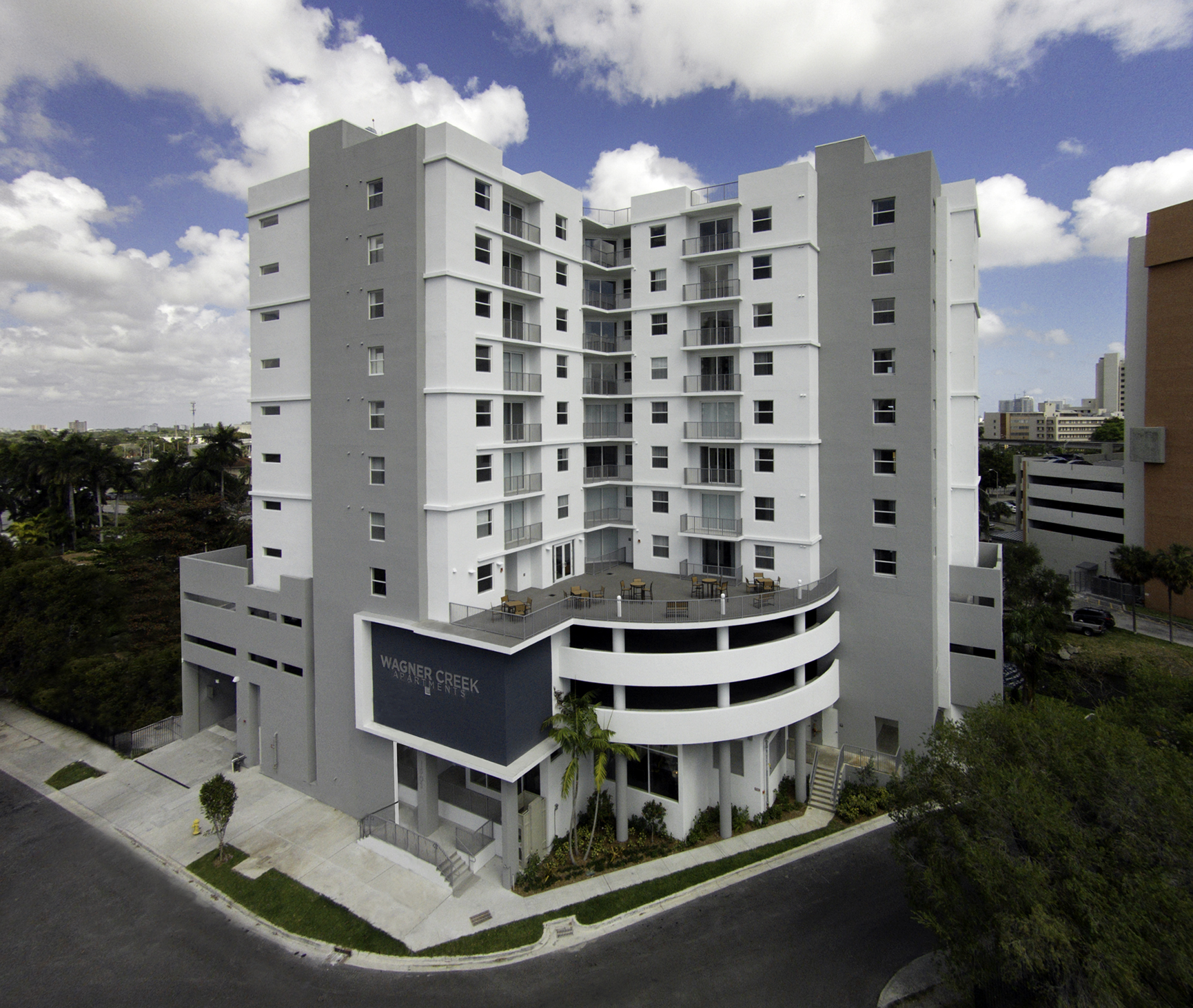 Miami s growing health district gets affordable housing for Affordable home