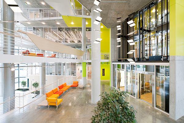 Firm profile behnisch architekten ecobuilding pulse - Behnisch architekten boston ...