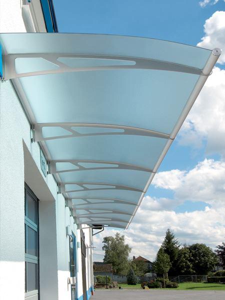Uv resistant canopy kits from feeney architectural for Feeney architectural