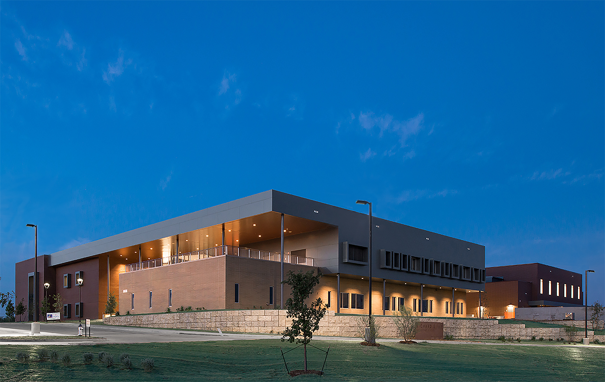 Richard J Lee Elementary School Architect Magazine