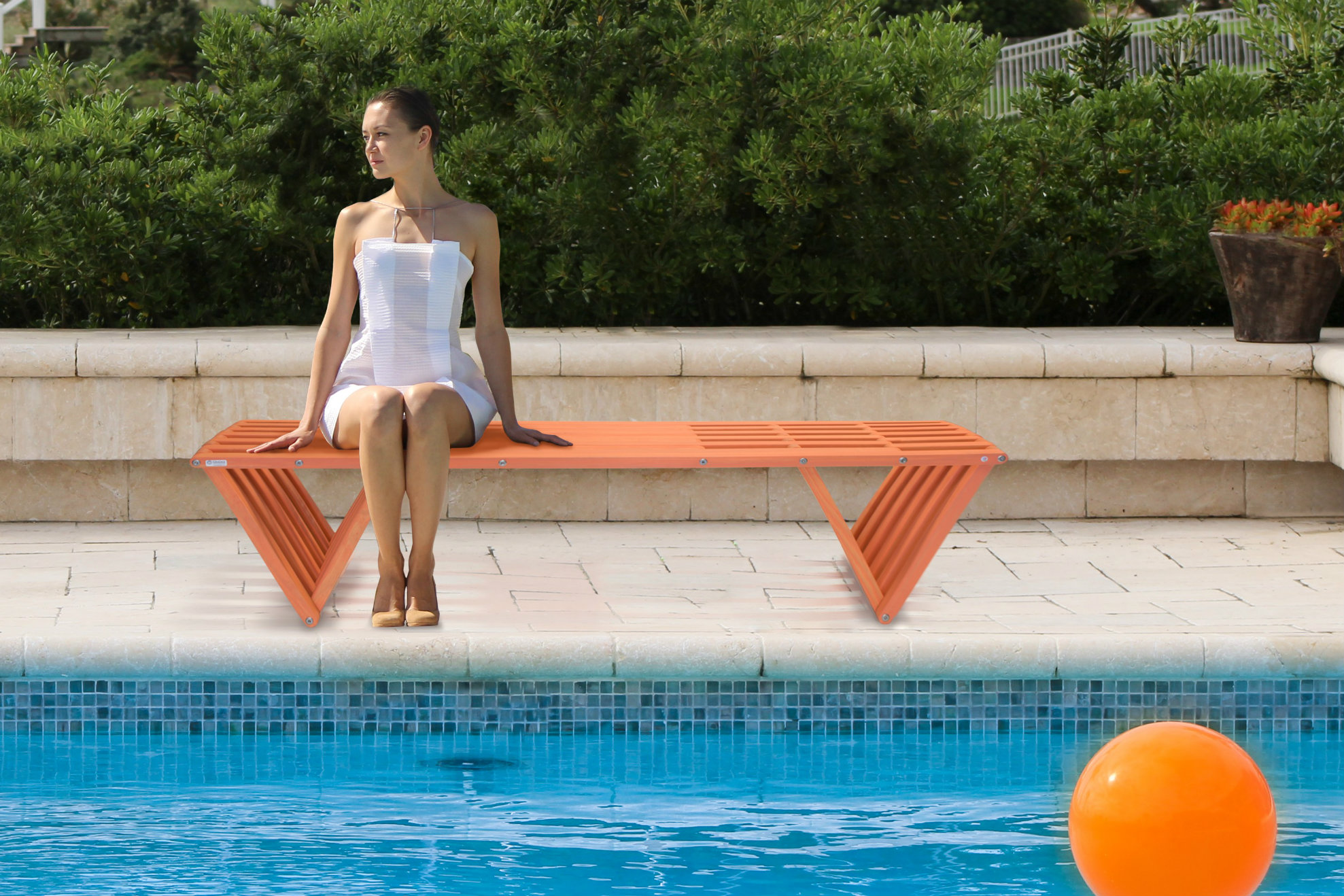 Glodea Offers The Xquare Bench X70 Aquatics International
