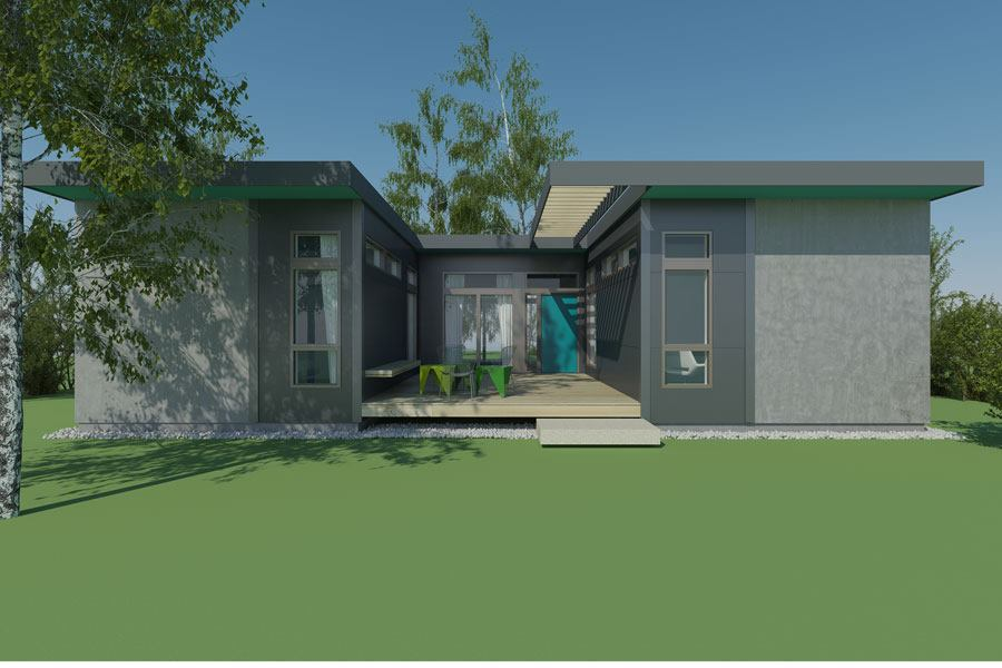 Livinghome Lineup Now Includes The Leed Platinum C6 Single