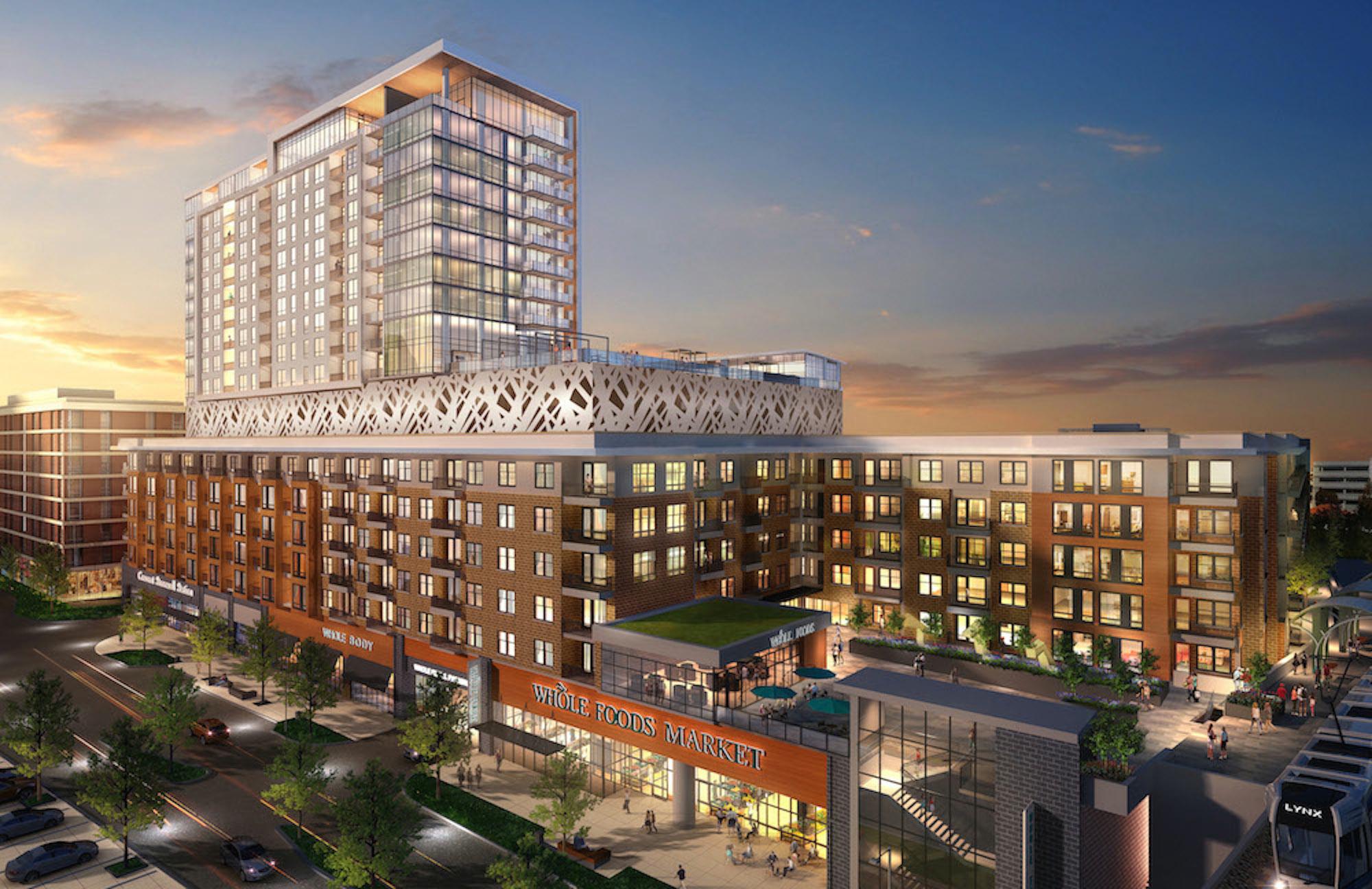 Crescent Communities Looks To Redefine Urban Living In