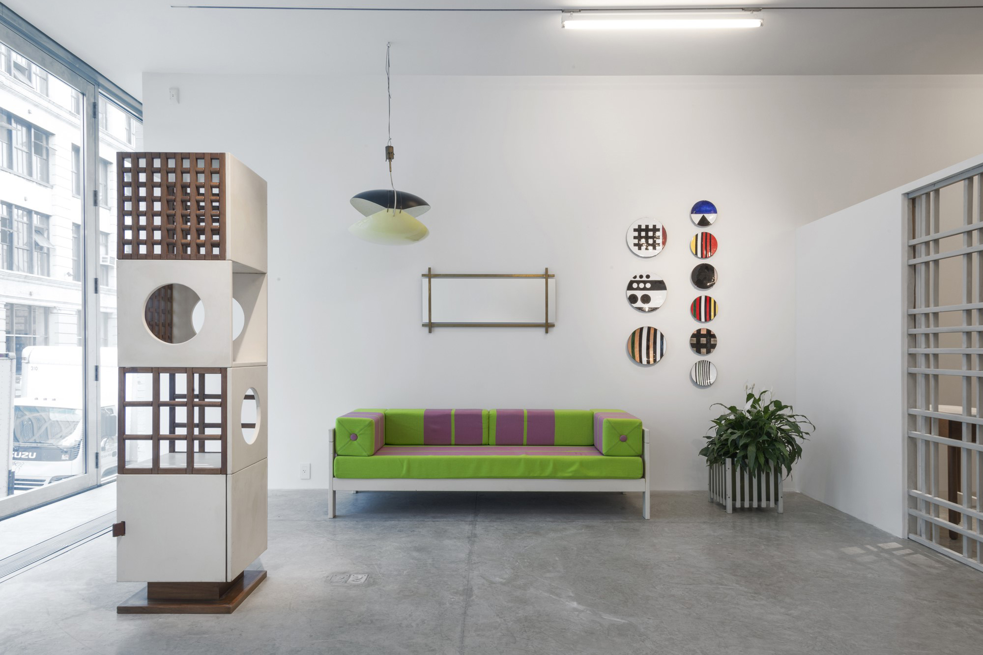 Early Work From Ettore Sottsass On Display At Friedman