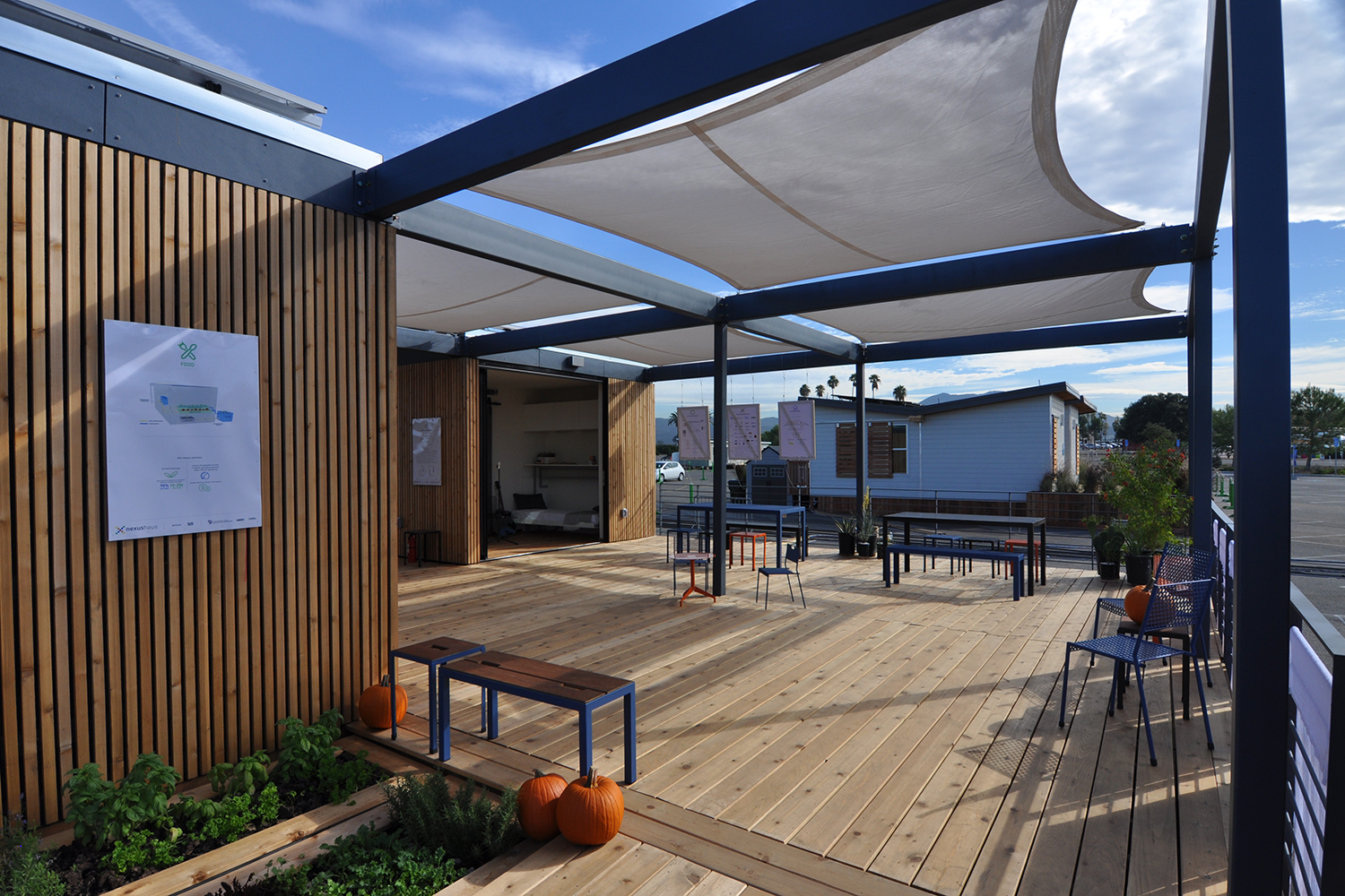 2015 Solar Decathlon Nexushaus Architect Magazine The