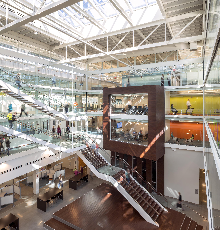 Design Science Journal Cambridge: Inmar Corporate Headquarters