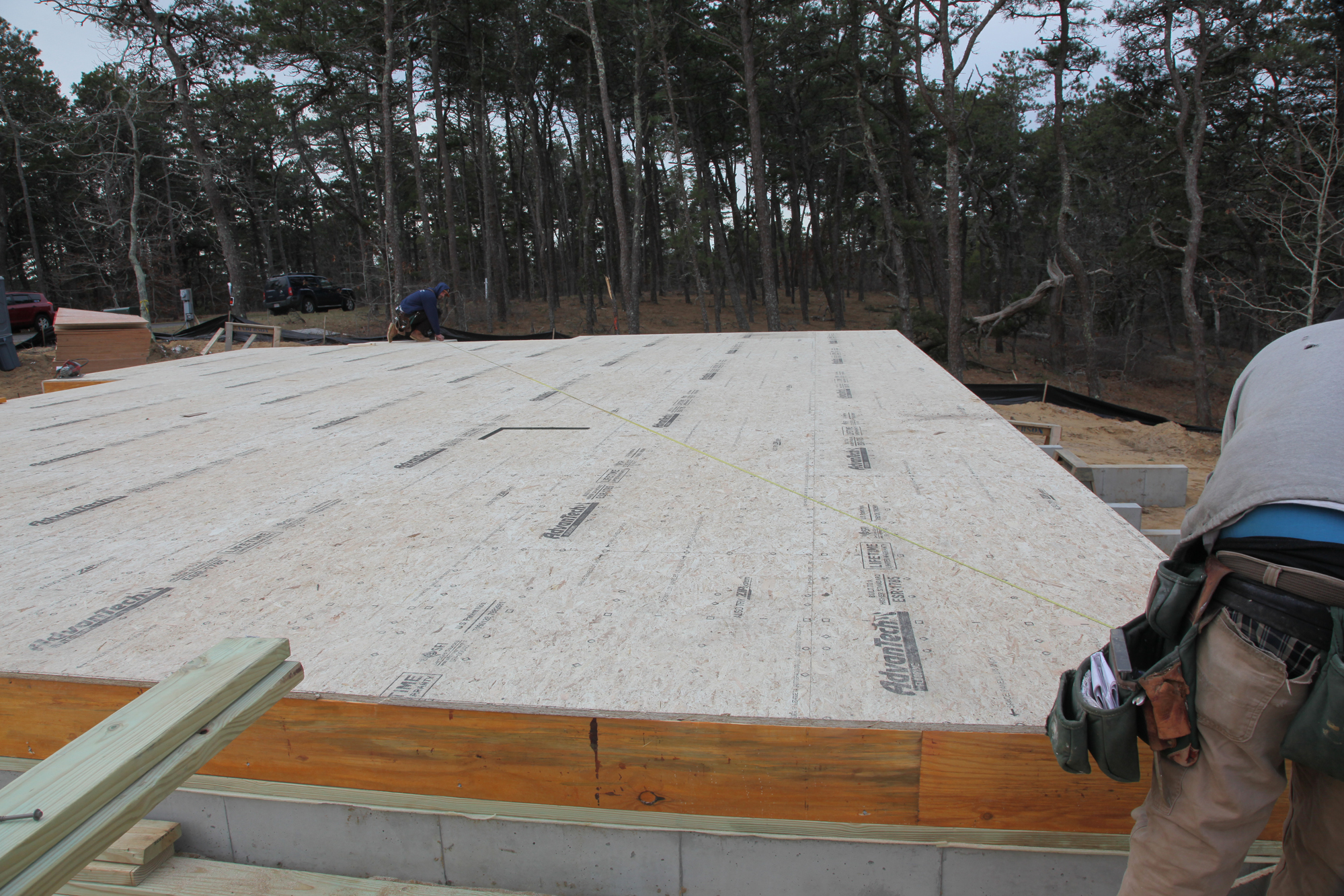 Snapping Layout Lines For Walls Jlc Online Framing
