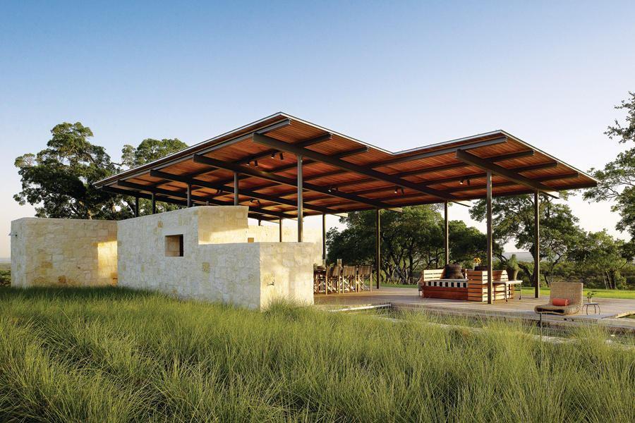 Story Pool House Builder Magazine Design Award